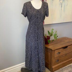 3/$40 late 80's style rayon dress